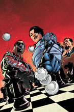 Image: Checkmate Vol. 03: Fall of the Wall SC  - DC Comics