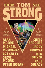 Image: Tom Strong Book 06 SC  - DC Comics