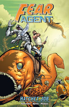 Image: Fear Agent Vol. 04: Hatchet Job SC  - Dark Horse