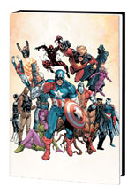 Image: All-New Official Handbook of the Marvel Universe A to Z Vol. 02 HC  - Marvel Comics