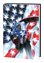 Image: Captain America: Death of Captain America Vol. 02 - Ross Cover HC  - Marvel Comics