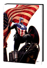 Image: Captain America: Death of Captain America Vol. 02  (variant hc) - Marvel Comics