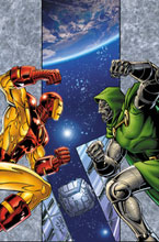 Image: Iron Man: Legacy of Doom #1 - Marvel Comics