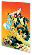 Image: X-Men: First Class - Mutant Mayhem SC  - Marvel Comics