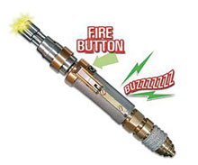 Image: Doctor Who: The Master's Laser Screwdriver  -