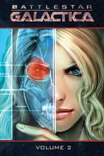 Image: Battlestar Galactica Vol. 02 SC  (Sejic cover) - D. E./Dynamite Entertainment