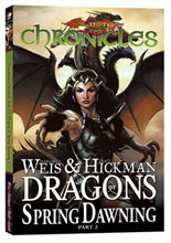 Image: Dragonlance Vol. 04: Dragon's Spring Dawning 2 SC  - Devil's Due Publishing Inc