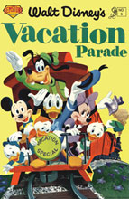 Image: Walt Disneys Vacation Parade #5 - Gemstone Publishing