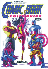 Image: Overstreet Comic Book Price Guide: 37th Edition SC  (New Avengers) - Gemstone Publishing