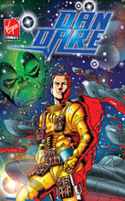 Image: Dan Dare Collector's Edition HC  - Virgin Comics LLC