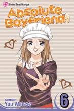 Image: Absolute Boyfriend Vol. 06 SC  - Viz Media LLC