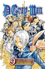 Image: D.Gray-Man Vol. 09 SC  - Viz Media LLC