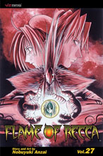 Image: Flame of Recca Vol. 27 SC  - Viz Media LLC