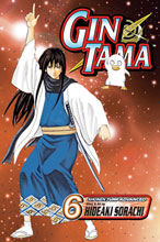 Image: Gin Tama Vol. 06 SC  - Viz Media LLC