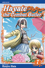 Image: Hayate the Combat Butler Vol. 07 SC  - Viz Media LLC