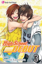 Image: High School Debut Vol. 03 GN  - Viz Media LLC
