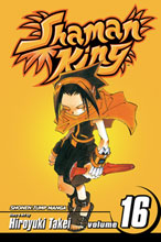 Image: Shaman King Vol. 16 SC  - Viz Media LLC