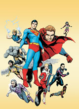 Image: Superman and the Legion of Super-Heroes HC  - DC Comics