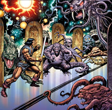 Image: Chronicles of Conan Vol. 15: Corridor of Mullah Kajar & Other Stories SC  - Dark Horse