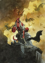 Image: Hellboy: Oddest Jobs SC  - Dark Horse