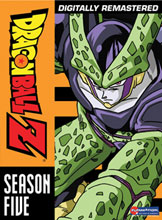 Image: Dragonball Z Season 05 Box Set  (DVD) -