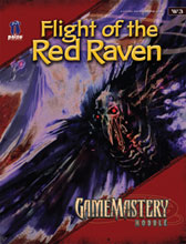Image: Gamemastery Module W3 Flight of the Red Raven  - Paizo Publishing LLC