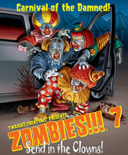 Image: Zombies!!! 7: Send in the Clowns  - Twilight Creations, Inc