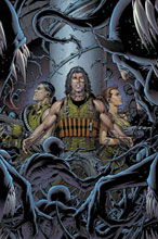 Image: Darkness #5 (Cover A - Keown) - Image Comics