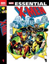 Image: Essential X-Men Vol. 01 SC  - Marvel Comics