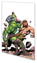 Image: Hulk: World War Hulk - Incredible Herc SC  - Marvel Comics