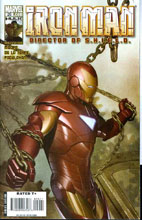 Image: Iron Man: Director of S.H.I.E.L.D. #29 - Marvel Comics