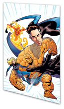 Image: Marvel Adventures Fantastic Four Vol. 08  (digest) - Marvel Comics