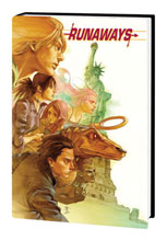 Image: Runaways: Dead End Kids Vol. 08  (direct market hc) - Marvel Comics