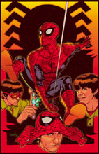 Image: Spider-Man: With Great Power... #5 - Marvel Comics