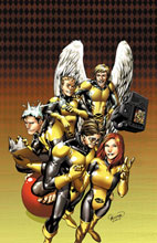 Image: X-Men: First Class #12 - Marvel Comics