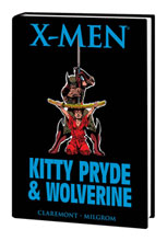 Image: X-Men: Kitty Pryde and Wolverine HC