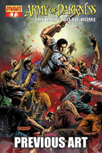 Image: Army of Darkness: Home Sweet Hell #10 - D. E./Dynamite Entertainment