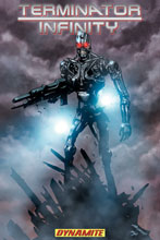 Image: Terminator Infinity Vol. 01 SC  - D. E./Dynamite Entertainment