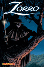 Image: Zorro #4 (Matt Wagner Cover) - D. E./Dynamite Entertainment