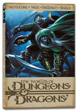 Image: Worlds of Dungeons & Dragons Vol. 01 SC  - Devil's Due Publishing Inc