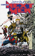Image: John Byrne's Compleat Next Men Vol. 01 SC  - IDW Publishing