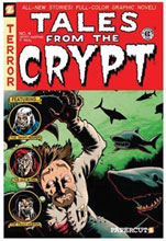 Image: Tales from the Crypt Graphic Novel #4: Crypt-Keeping It Real SC  - Papercutz