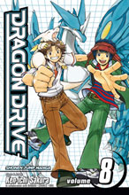 Image: Dragon Drive Vol. 08 SC  - Viz Media LLC