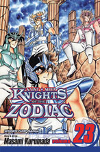Image: Knights of the Zodiac Vol. 23 SC  - Viz Media LLC