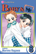 Image: Baby & Me Vol. 08 SC  - Viz Media LLC