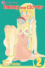 Image: Honey & Clover Vol. 02 SC  - Viz Media LLC