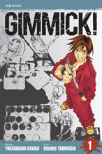Image: Gimmick! Vol. 01 SC  - Viz Media LLC