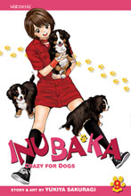 Image: Inubaka: Crazy for Dogs Vol. 09 SC  - Viz Media LLC