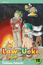 Image: Law of Ueki Vol. 12 SC  - Viz Media LLC