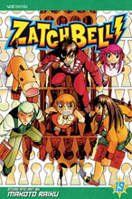 Image: Zatch Bell! Vol. 19 SC  - Viz Media LLC